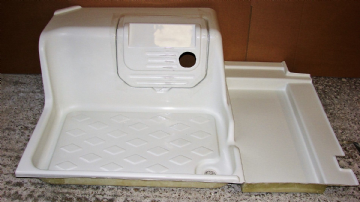 CPS-ABI-ACE-809 SHOWER TRAY